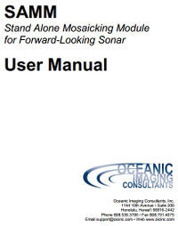 SAMM User Manual